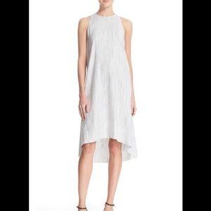 Theory linen Adlerdale dress